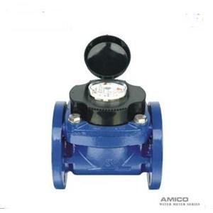 Water Meter Cast Iron Merk AMICO Ukuran 1 CI Large