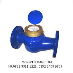Water Meter Cast Iron CI  Merk AMICO Ukuran 1 1.2 Large