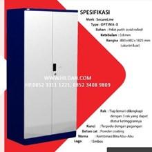 Lemari Arsip Kantor Merk Secure OPTIMA-X di Jakarta