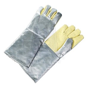 AL165 Aluminized Protective Gloves