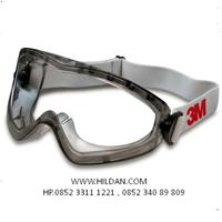 Safety Goggles Merk 3M Type 2890 di Jakarta 1
