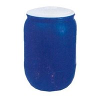 Drum Plastik Tong Air dengan Tutup Merk Greenleaf 0512 1