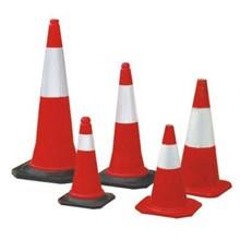 Traffic Cone BESTGARD Rubber 75 cm di Surabaya
