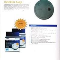 Detektor Asap Merk Gunnebo Type 911