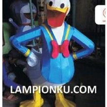 Lampion Karakter Donal Duck