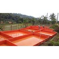 Toko Terpal Lokal A10 Ukuran 4 x 5 meter Warna Biru di Surabaya