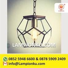 Supplier Lampu Gentur Unik Surabaya