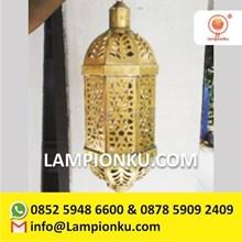 Jual Lampu Gantung Kuningan Bandung