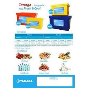 Cool Box Kotak Pendingin Merk TANAGA 45 Liter di Malang