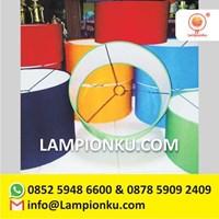 Kap Lampu Bulat Jakarta  1