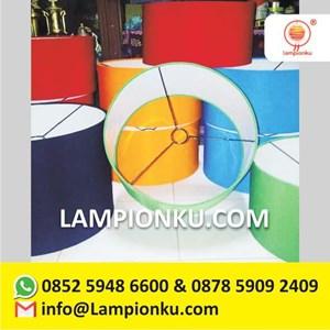 Kap Lampu Bulat Jakarta