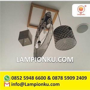 Kap Lampu Unik Bandung