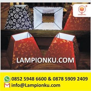 Kap Lampu Hias Ruangan Murah Jakarta