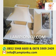 Supplier Kap Lampu Cantik Murah