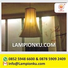 Kap Lampu Cantik Murah di Bandung