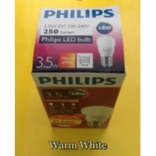 Lampu Phillips LED 3 Watt
