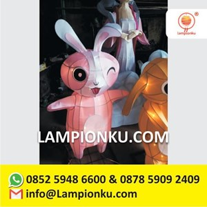 Lampion Karakter Unik Murah Jakarta