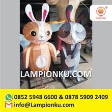 Lampion Karakter Boneka