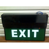 Safety Sign EXIT Emergency di Surabaya 1