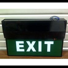 Safety Sign EXIT Emergency di Surabaya