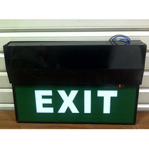 Safety Sign EXIT Emergency di Surabaya
