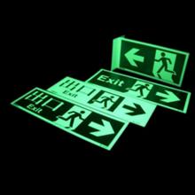 Photo Luminescent Exit Signs di Jakarta