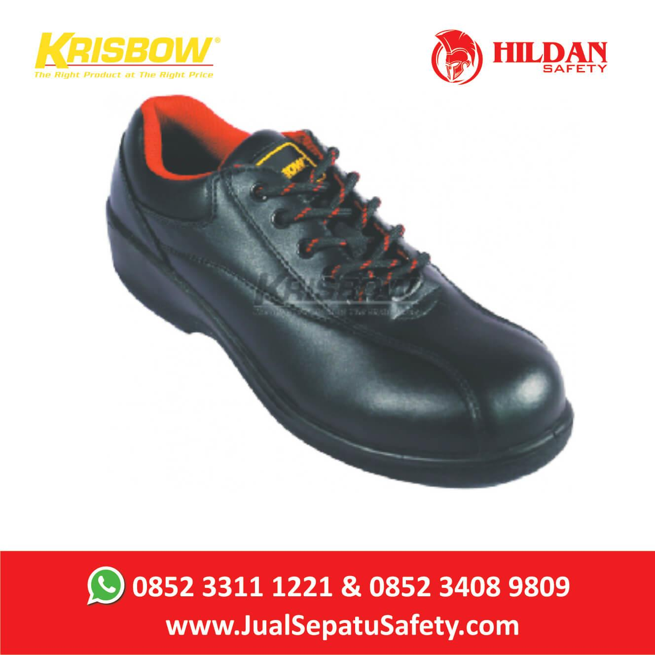 Sell Krisbow Safety Shoes Athena Sepatu Wanita From