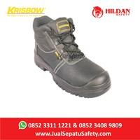 Sepatu Safety KRISBOW MAXI 6 inch Asli