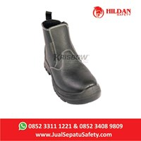 Jual Sepatu Krisbow Safety Shoes SPARTAN Lengkap  2