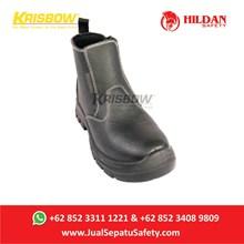 Sepatu Krisbow Safety Shoes SPARTAN Lengkap