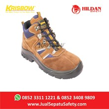 Sepatu Safety KRISBOW PRINCE 6