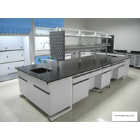 Meja Laboratorium Alas Granit Hitam Ukuran 60