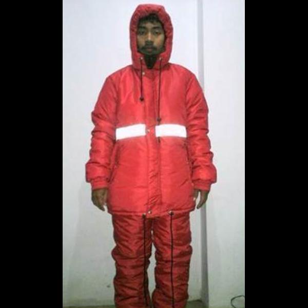 Jaket  Ruang Pendingin Cold Storage CS004 Baju Stelan