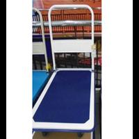 Jual Trolley Merk KRISBOW 300 KG 10100180 Biru di Bandung 2