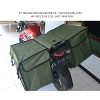 Tas Delivery OBROK Motor Size JB di Surabaya