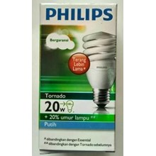 Lampu LED Phillips 20 Watt