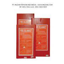 LEOPARD FIRE BLANKET Ukuran 1.2 X 1.2 Tipe 0160