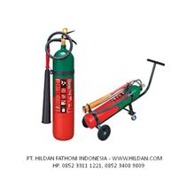 Alat Pemadam Api APAR YAMATO CO2 - YC - 15 Murah