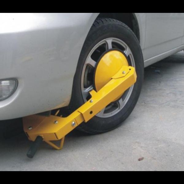 Gembok Wheel Clamp  Pengaman Roda Mobil DISHUB