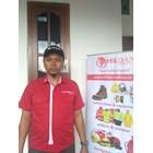 Baju Seragam Kerja TELKOM INDI HOME Merah Terbaru  2