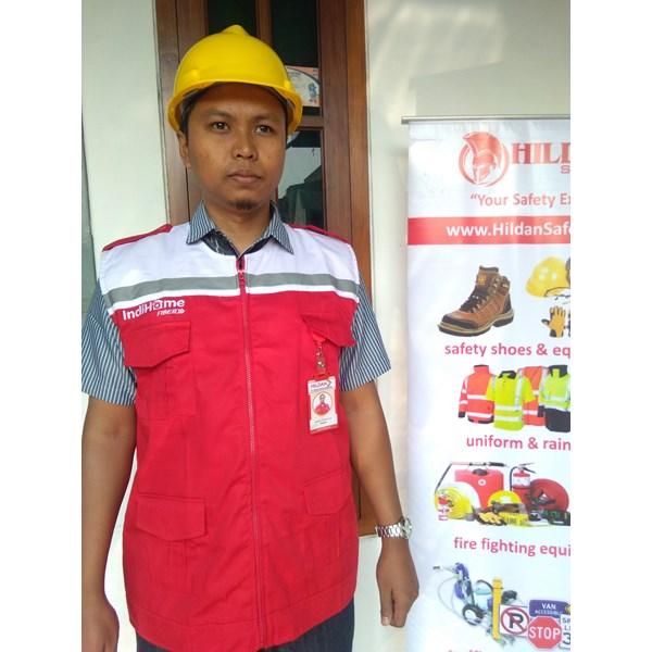 ROMPI Seragam Karyawan INDIHOME FIBER TELKOM