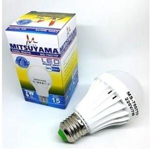 Lampu Bohlam Mitsuyama 7 Watt