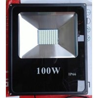 Lampu Sorot Taman LED 100 Watt IP 66