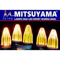 Lampu Tumblr Mitsuyama tipe Roket MS 362