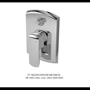 Dari TOTO TX442SKN - Mixer Lever Bath & Shower Single dengan Diverter 0