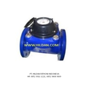 Water Meter AMICO Cast Iron (CI) SNI - Large 12 inch