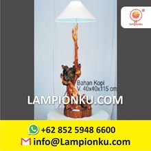 Jual Lampu Hias Kayu MURAH Jakarta