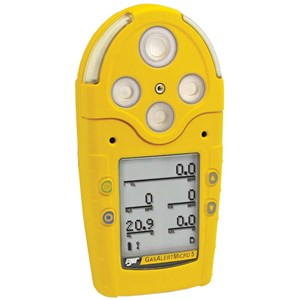 Dari Deteksi Kebocoran Gas- BW Honeywell Alert Micro5 IR 0