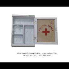 Kotak Obatan P3K - Apotik Tanpa Isi Terlengkap
