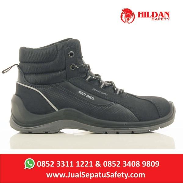 Sepatu Safety JOGGER ELEVATE S3 - NEW Safety Shoes Murah Surabaya - Jakarta
